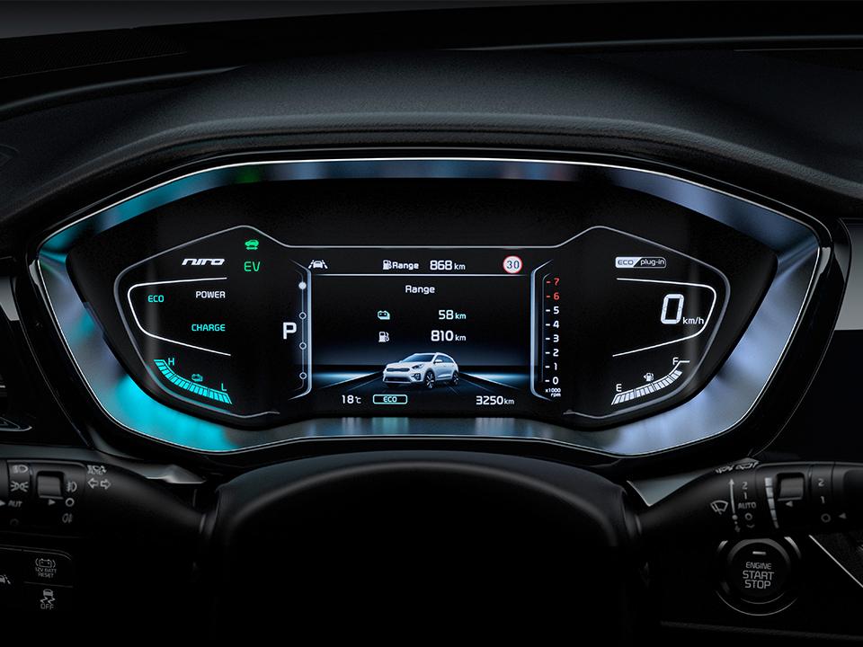 Sistem plug-in hybrid cu tehnologii inteligente
