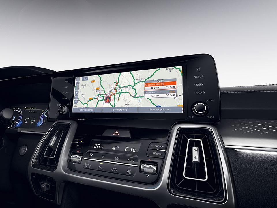 Cel mai avansat tehnologic automobil Kia construit vreodată